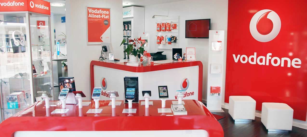 vodafone Shop im Havelland in Rathenow
