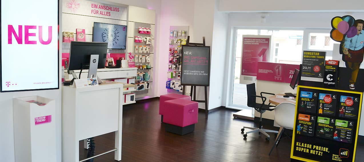 Telekom Shop in Rathenow